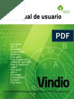 Manual Vindio 1.0