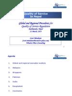 ITU Minehane Nepal QoS Global Precedents
