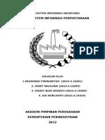 Analisis Sistem Informasi Perpustakaan