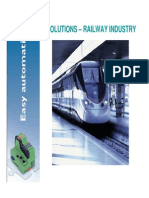 Railways Applications PLC