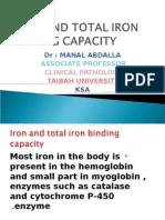 Blood Iron Presentation