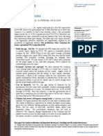 JP Morgan- India PSU Banks-eRr Group- Basel 3 Capital Raising - A Challenge, Not a Crisis
