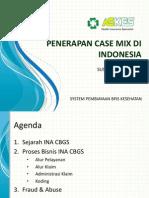 Penerapan Case Mix Di Ina - Susilawati