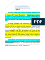 DST Jurisprudence