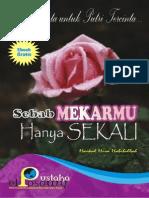 Downloadebookgratis Sebab Mekarmu Hanya Sekali PDF