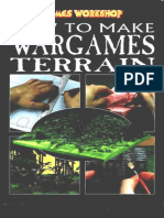 GW - How to Make Wargames Terrain 2nd Edition
