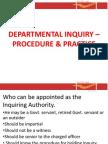 1.9A- Departmental Inquiry %96 Procedure & Practice- PPT