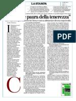 La Stampa - Intervista Papa Francesco