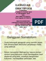 Somatoform Adit