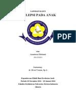 Case Epilepsi Pada Anak (Tasha)