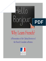 Why Learn French Version Light