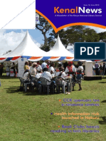 Kenal Issue 14 Newsletter - Kenya National Library Service Knls