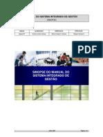 Manual Sgi Sinopse - Siemens