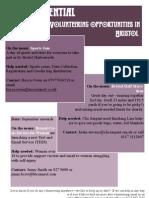 Essential 1 Sept 09