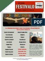 Abene Festival Poster