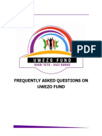 FAQ Publication Uwezo Fund_ Final Copy Timothy Mahea