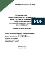 24 Pe 103 92 Verif Rez Mecanica Instalatii La Curent de Scc