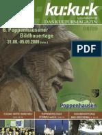 kukuk-Magazin, Ausgabe 09/2009