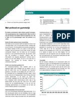 Global Markets Update Met Potlood en Gummetje