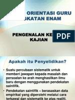 1. Pengenalan kepada kajian (1)