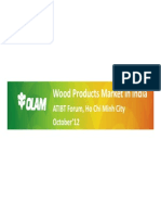 Wood Products Market in India