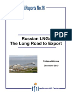 Russian LNG