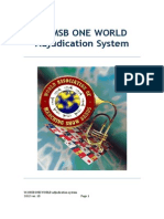 2012 WAMSB One World Judging System Contest Manual Ver 1D