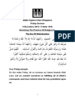 E13Dec06 - Enriching the Practice of Religion in the Era of Globalisation.dot