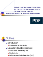 BAL and Bacteriocin