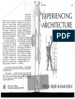 Rasmussen Experiencing Architecture