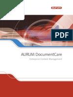AurumDocumentCare Brochure