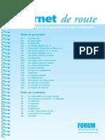 Carnet de Route Pour Construire Sa Grammaire Et Son Vocabulaire Hachette