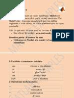 Exemples Matlab Presentation