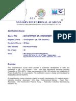 Certified Qa Qc Engineer Civil