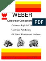 Weber Parts Catalog