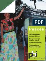 Peaces 8, najaar 2013