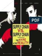 Supply Chain Reality and Theory