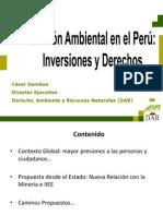 Gestion Ambiental Inversiones