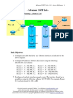 Ospf Advanced Lab