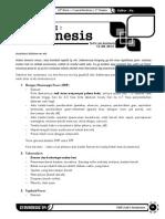 [34-38] Skills Lab I Anamnesis - Skills Lab Assistant