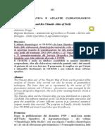 Allegati Carta Climatica Piano Aria Sicilia Capitolo 2 Pag 91 104 106 109 110 111 All_23_drago_carta Climatica_atlante Climatologico