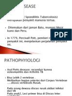 Tuberculosis Spondilitis Presentation2