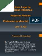 Ley 11723 Aspectos Penales