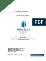 Modul 10-Penganggaran Prusahaan