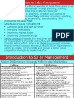 38160400 Sales Distribution Management