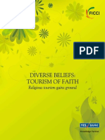 Diverse Beliefs Tourism of Faith