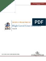 Lab Activity JENI 2 - 2 High Level User Interface