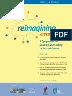 Reimagining After-School Symposium Summary