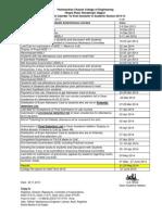 Ug Academic Calendar 2014 15