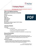 1 3 1 autopsy report and information on the human body systems
